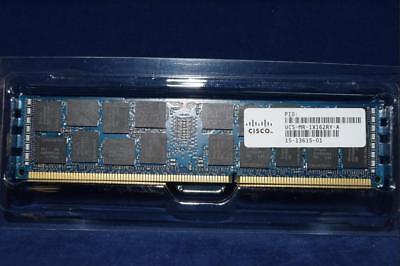1X16GB UCS-MR-1X162RY-A ORIGINAL CISCO 16GB 2RX4 PC3L-12800R DDR3 MEMORY