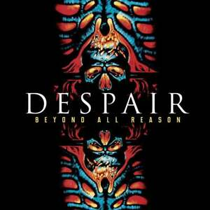 DESPAIR-Beyond-All-Reason-CD-9-tracks-FACTORY-SEALED-NEW-2016-Divebomb-USA
