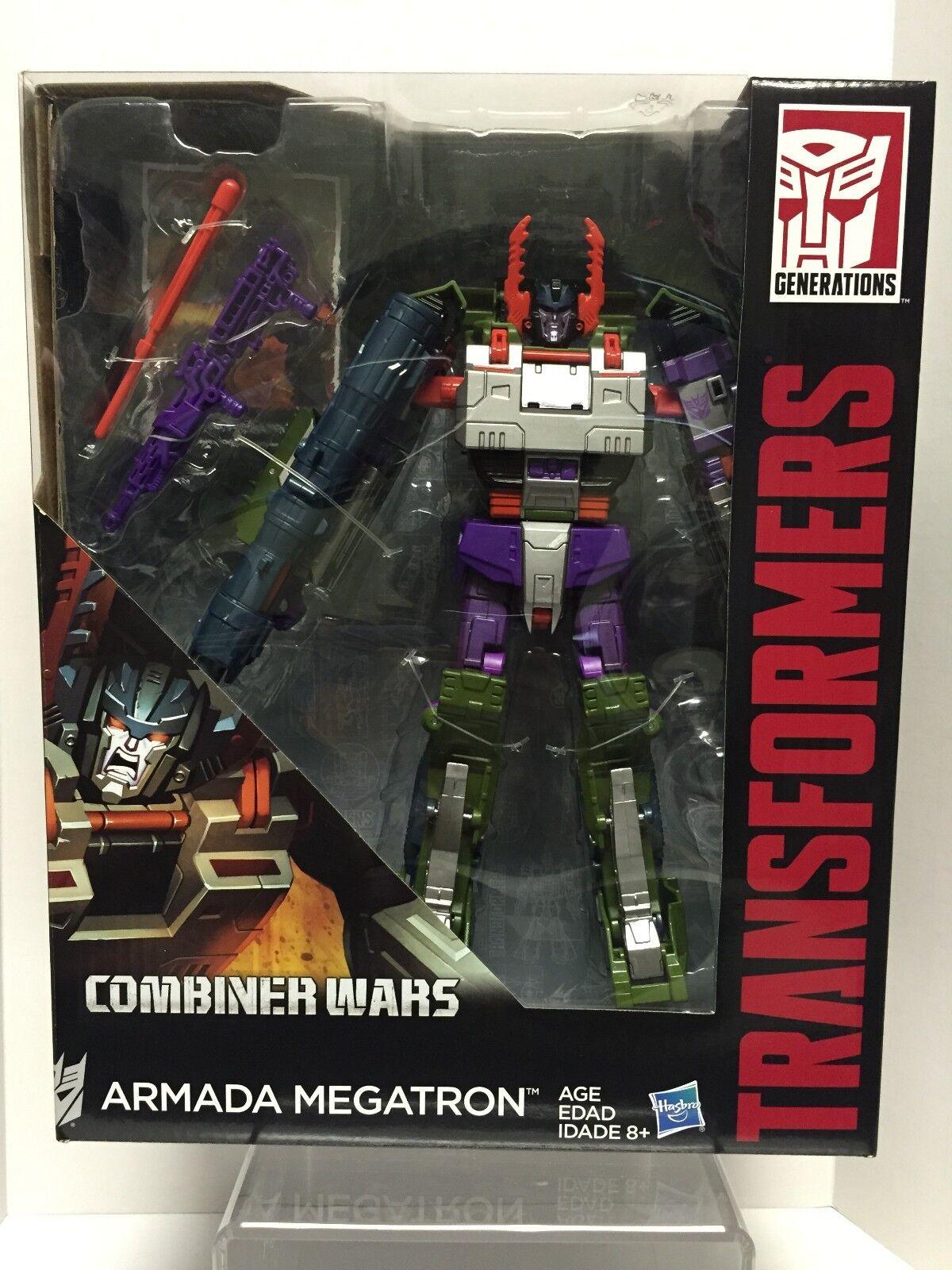 Transformers Armada Megatron Combiner Wars Leader Class 2015