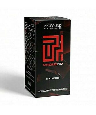 Best Selling TestoXLR8PRO Natural Testosterone BOOSTER 90 capsules For men. eBay