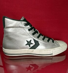 Star Player Mid Silver Shoes Men