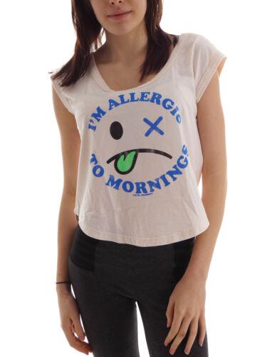 Local Celebrity shirt allergic to finir crème col rond Débardeur sans manche