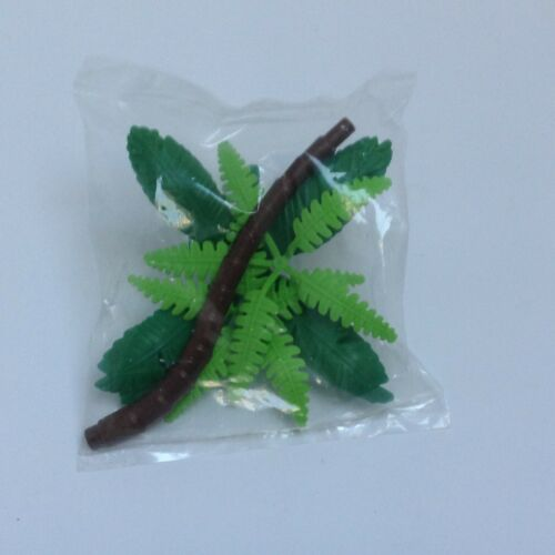 Playmobil 5804 Palm Tree and 2 Ferns Accessories