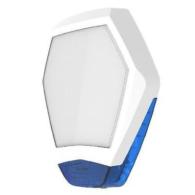 Texecom WDB-0004 Black Blue  Odyssey X3 Octagonal Front Cover for Odyssey X3