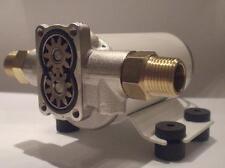 NEW MINI Electric Oil Scavenge Pump for Motorcycle Remote Turbo Return Line 12v