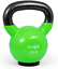 thumbnail 13 - Yes4All Vinyl Coated Kettlebells With Protective Rubber Base – Weight Available: