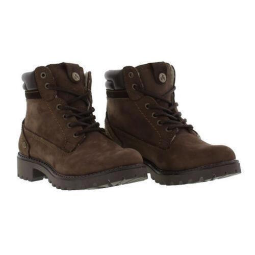 Up Lace Trekking Boots 90 Womens Brown Ankle 6 Creek Size Rrp Wrangler Nubuck xq4I1ZO