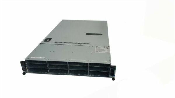 Dell PowerEdge C2100 FS12-TY 2x Heatsink 2x E5506 8GB RAM 300GB HDD Perc