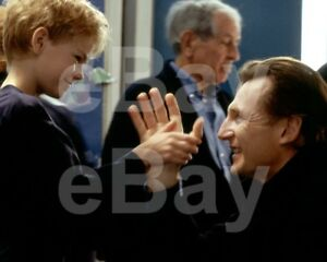 Details about Love Actually (2003) Liam Neeson, Thomas Brodie Sangster 10x8  Photo