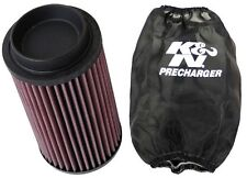 K&N ATV Air Filter + Precharger 2009-2011 Polaris Sportsman 850 XP EFI / PL-5509