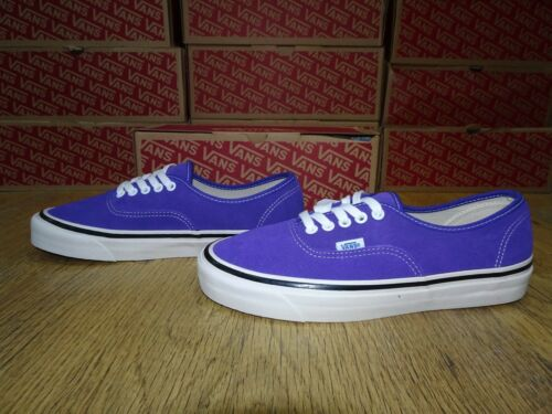 Sizes Available Uk Vans Bnib Dx Trainers Authentic Purple more size 44 5 UwFRvq
