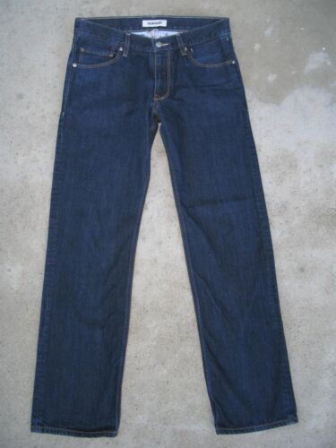 Jambe Jeans 32 Bleu Fonc Homme Droite Quiksilver 31 Cotton 100 X EFx1qwgn5Y