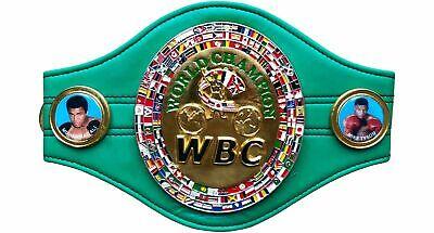 WBA Boxing Replica Championship Belt Beckett BAS COA Autographed//Signed Floyd Mayweather Jr