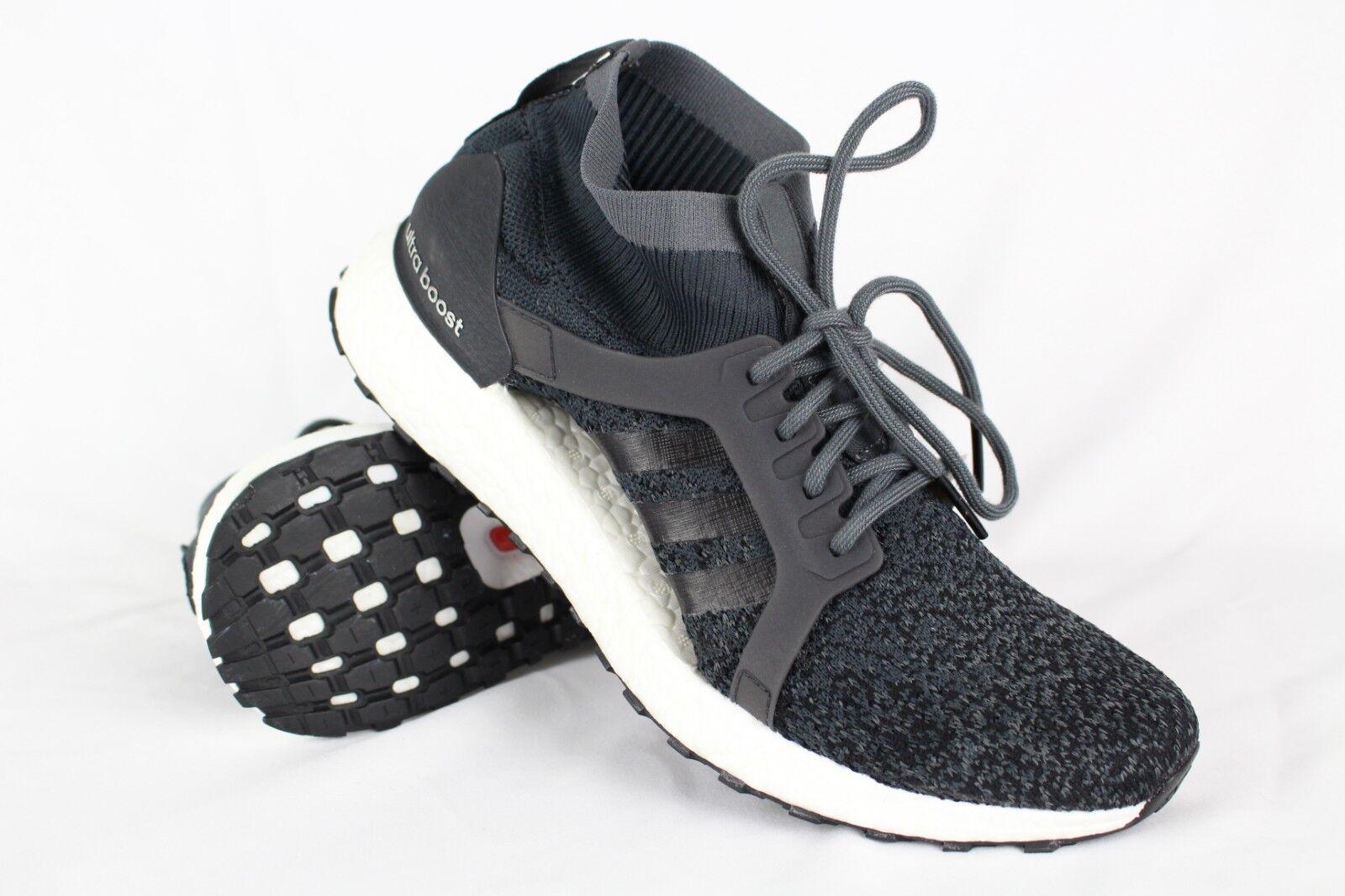 4cf5dcf42bfbc adidas Womens Ultraboost X All Terrain Ltd Running Shoes Gray BY8925 ...