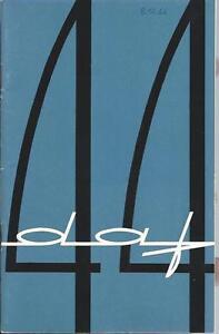 DAF-44-de-LUXE-Betriebsanleitung-1966-Bedienungsanleitung-BA