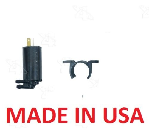 WINDSHIELD WASHER PUMP FORD LINCOLN MERCURY EDSEL TVR DETOMASO SHELBY USA MADE