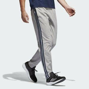 Adidas Men Running Pants Essential 3 Stripes Sporty Fashion Training CZ7413 New
