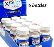 Stacker 2 XPLC 2 Energy & Weight Loss supplement  6 bottles x 20ct = 120 pills