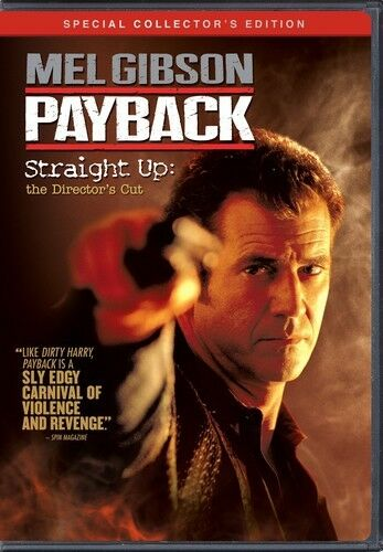 Payback [New DVD] Ac-3/Dolby Digital, Dolby, Widescreen