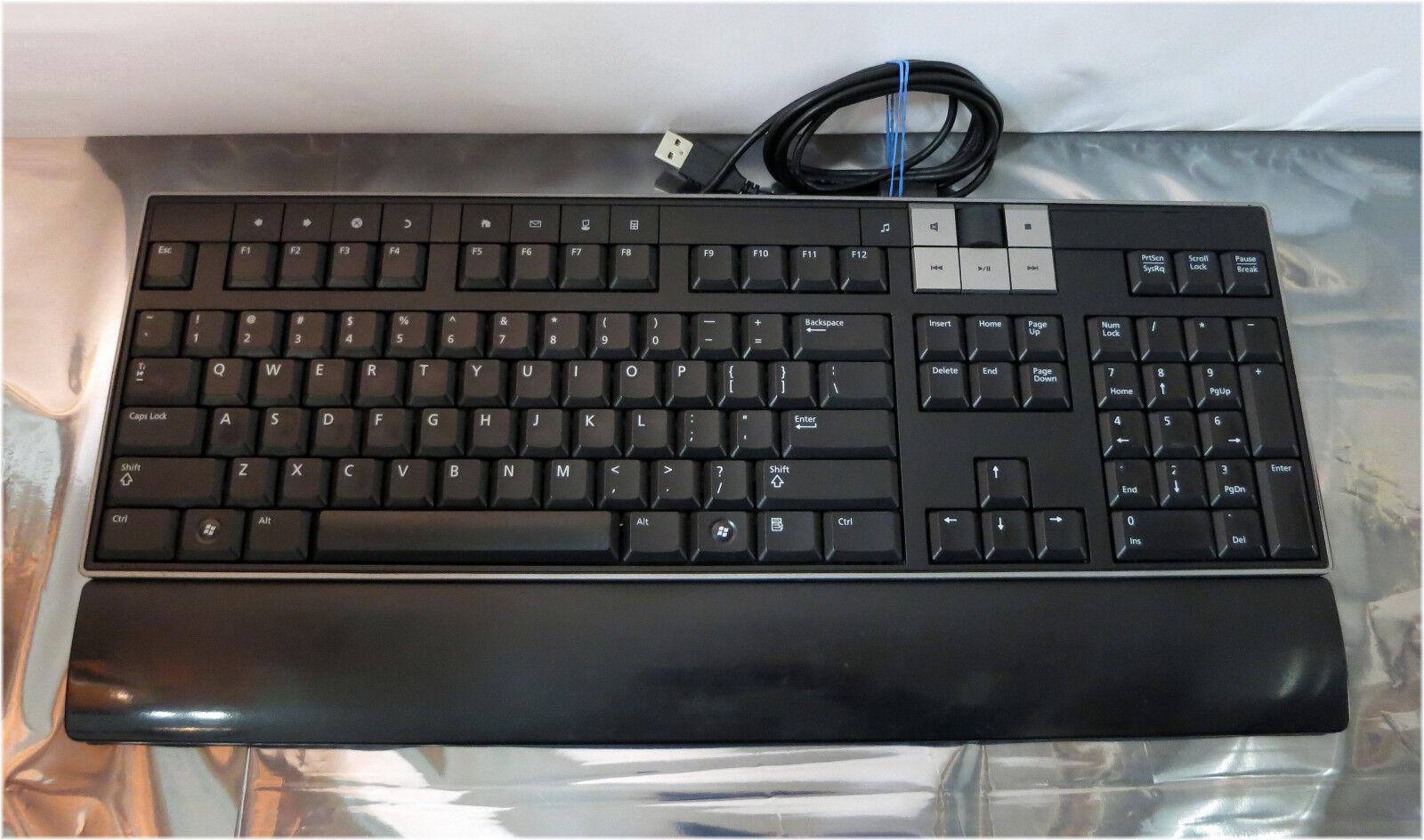 Dell, M/N: Y-U0003-DEL5, Wired PC Computer USB Multimedia Keyboard, DP/N: 0U473D. Buy it now for 15.08