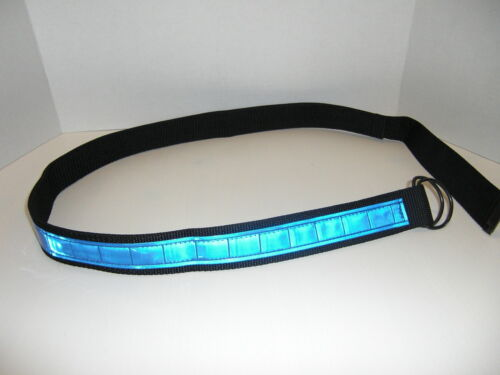 Rescue,Fire Outdoor Sports D-Ring Belt Size Large Reflective EMT Paramedic