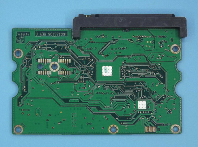 Seagate hard drive circuit board number ST 100435196