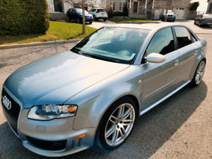 2008 Audi RS4 Cuire