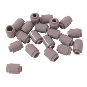 Lego Brick Round 1 x 1 Open Stud Parts Pieces Lot ALL COLORS