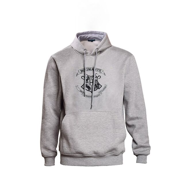 Hot Harry Potter Hogwarts Hoodie Sweatshirt Jumper Sweater Top Pullover Gift