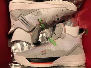 Nike Air Jordan XXXIII 33 Vast Grey