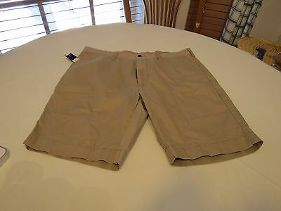 Mens Polo Ralph Lauren casual shorts khaki 35 5856674 adcp st wstprt1 NEW