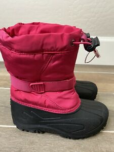 NEW Harper Canyon Girls Snow Boots Pink