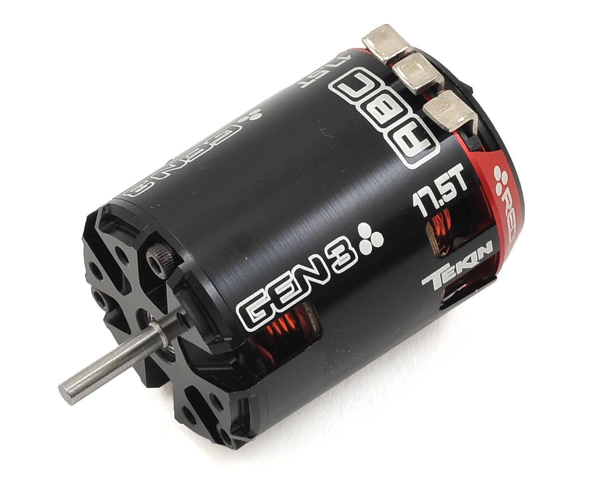TEKTT2705 Tekin rossoline Gen3 Sensorosso Brushless Motor (17.5T)