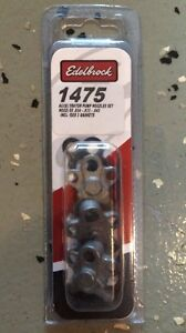 Details about Edelbrock 1475 Accelerator Pump Nozzle Kit Set FREE PRIORITY  MAIL SHIPPING!