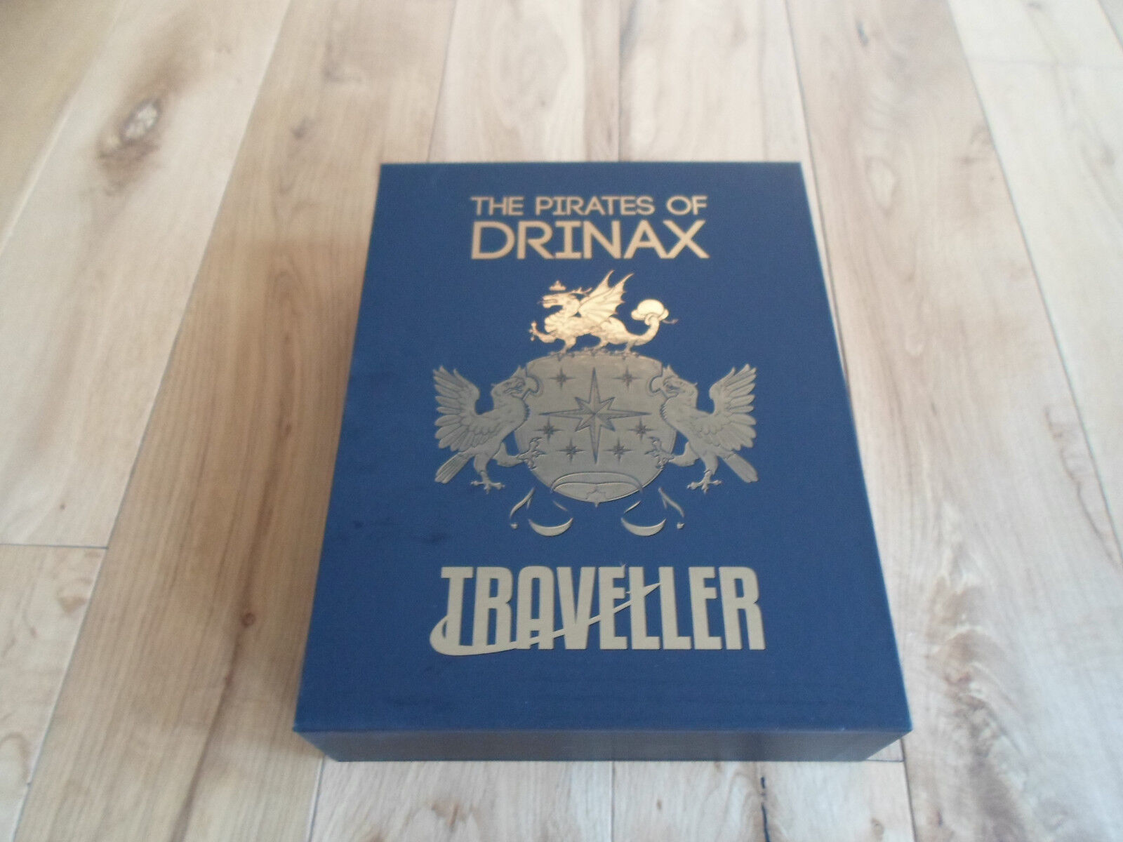 Traveller Roleplaying The Pirate of Drinax Campaign Setting (NEW MINT)