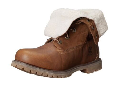 Timberland Water Fold 9 Proof Teddy Women's Uk Fleece Authentics Down Boots rpqw6ntrZ