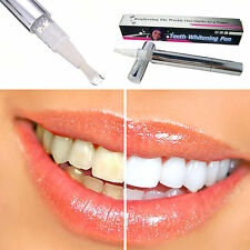 TEETH WHITENING GEL PEN TOOTH CLEANING DENTAL KIT