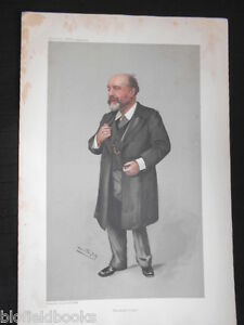 George-Anderson-Critchett-1905-The-King-039-s-Oculist-Edwardian-Vanity-Fair-Print