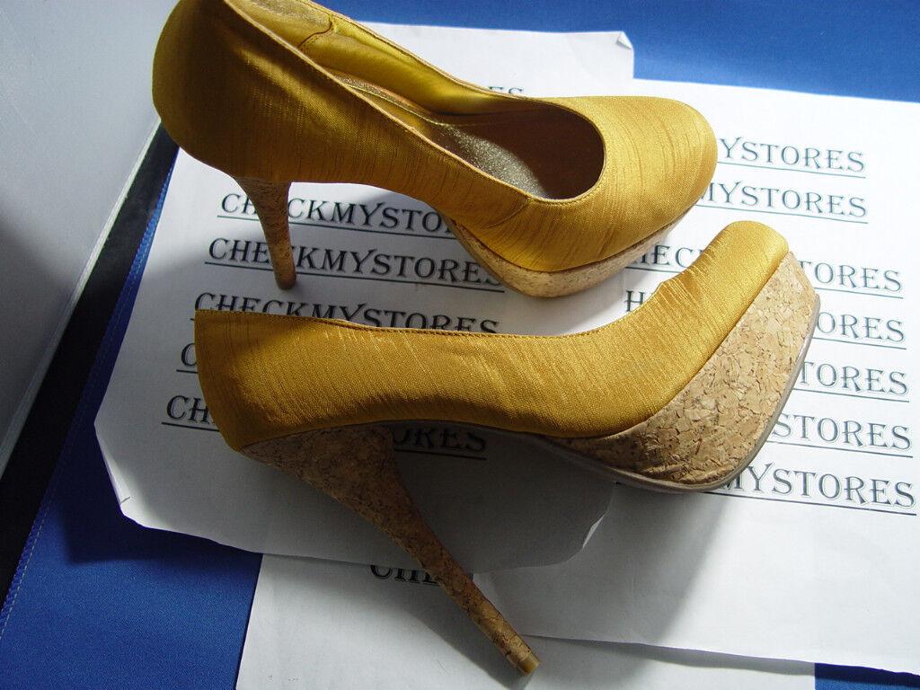 new Bamboo Colada-35  high Women Platform Pumps high  heels 54c2bf