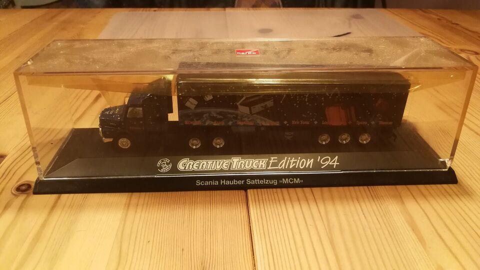 Modellastbil, Herpa, skala 1/87