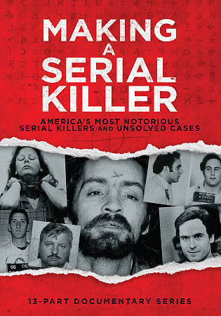 Making A Serial Killer Dvd 2016 3 Disc Set For Sale Online Ebay