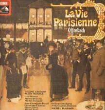 "Offenbach(C/Band 2x12"" Vinyl LP Box Set)La Vie Parisienne Crespin/Mespl-VG+/Ex+"