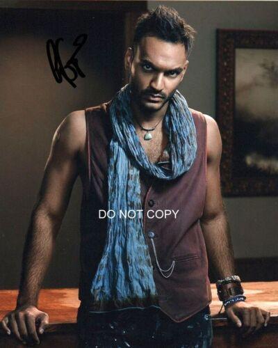 "Arjun Gupta Penny The Magicians Syfy 8x10/"" Reprint Signed Photo #1 RP"