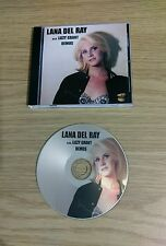 Lana Del Rey -- mixtape cd rare -- AKA Lizzy Grant DEMOS - with full cd artwork