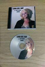 Lana Del Rey -- mixtape cd rare -- AKA Lizzy Grant DEMOS - with full cd artwork