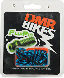 DMR Moto X Pins for Vault Pedals 44 Piece Set Black