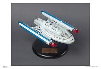 Star Trek Uss Bellwether 50th Anniversary Tv Show Poster 13x19 on sale