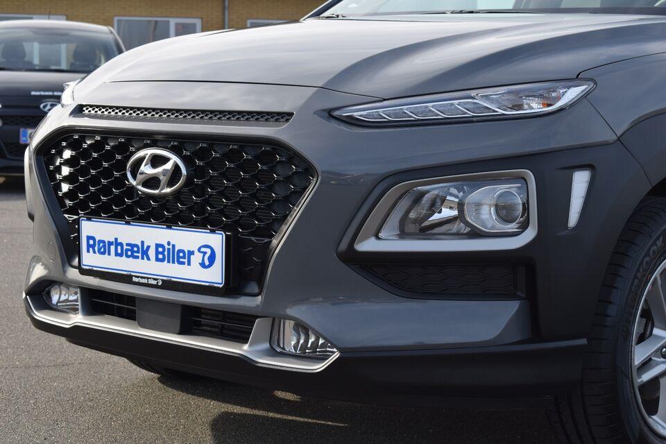 Hyundai Kona 1,0 T-GDi Trend Benzin modelår 2019 km 14000