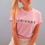Hot-Friends-T-Shirt-TV-Show-Inspired-Women-Fashion-Tee-Tops-Tumblr-t-shirts thumbnail 15