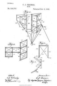 Details about 1,000+ HANG GLIDER, ULTRALIGHT, KITE & WIND TURBINE PATENTS  CD-ROM!!!